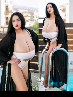 Biggest Boobs & Curvy Body